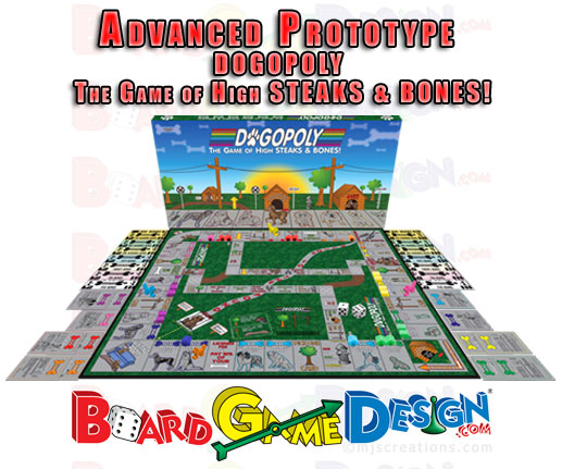 Prototypes Game Board Design - Board game design software