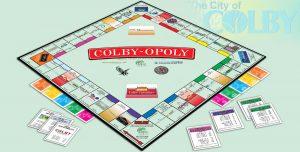 Colbyopoly (Monopoly Game Sample)